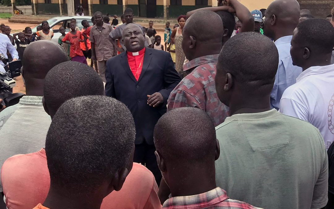 Divide deepens among Nigerian church leaders