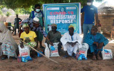 Sheltering In Love Grant Alleviates Hunger